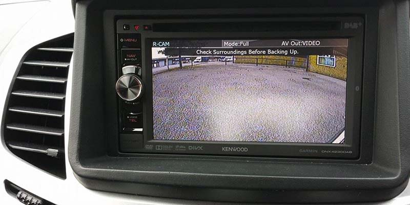 SJConcepts Parking Aids and Reversing Cameras Gallery