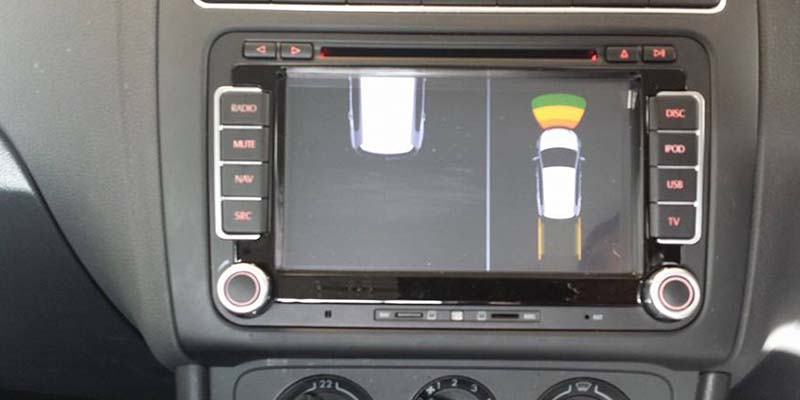 SJConcepts Parking Aids and Reversing Cameras Example Four